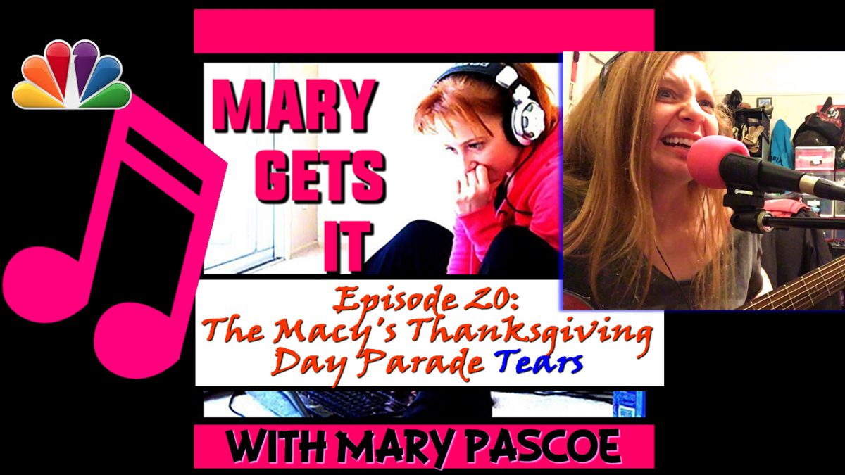 Episode 20 – The Macy's Thanksgiving Day Parade Tears