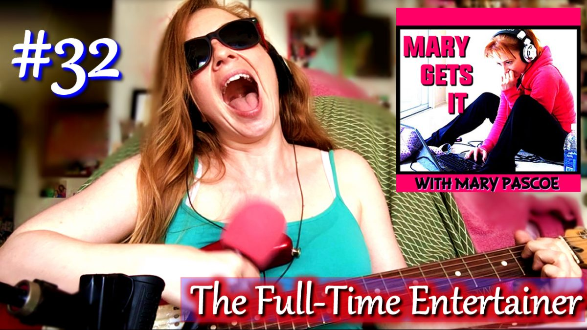 Crabisode 32 – The Full-Time Entertainer